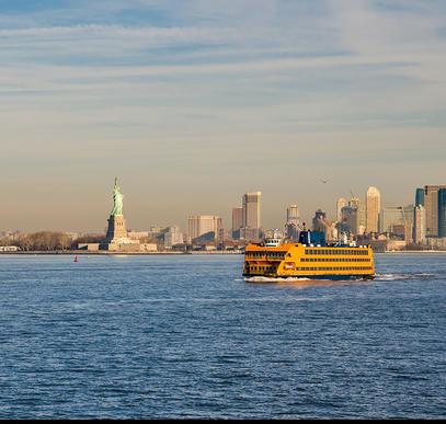 Meeresbrise mit New York (11 + 7 Tage)