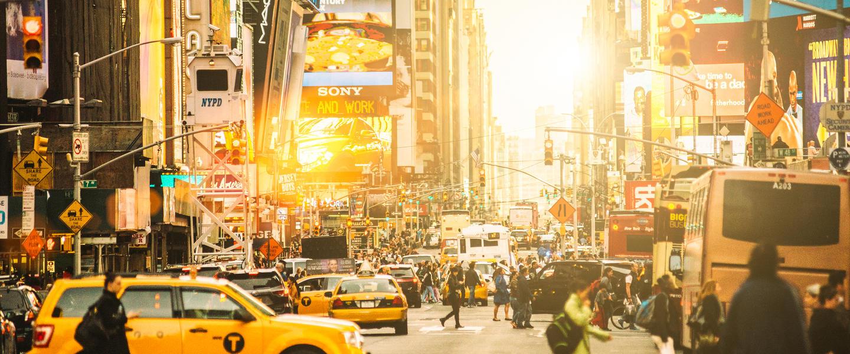 Dublin & New York ─ Metropolen der alten und der neuen Welt