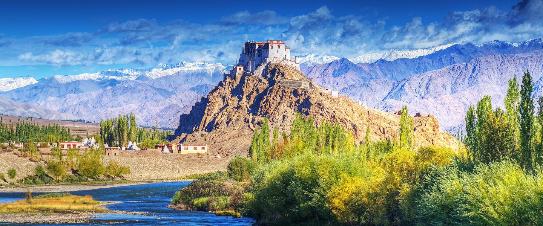 Ladakh ─ das zweite Tibet