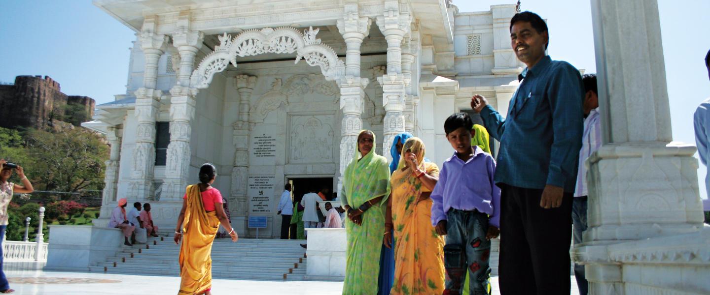 Nostalgisches Indien