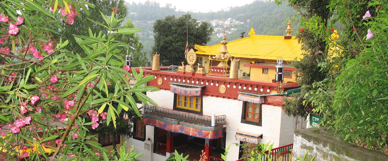 Wo der Dalai Lama wohnt