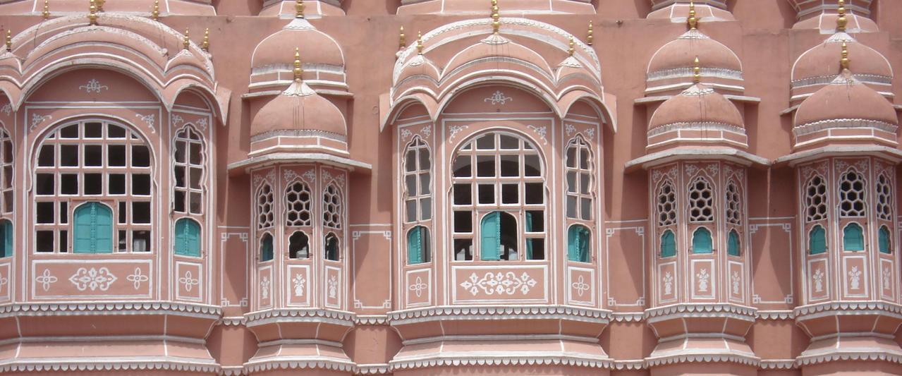 Maharajas, Tempel und Paläste
