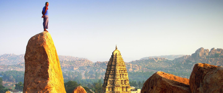 UNESCO-Welterbe im Herzen Indiens