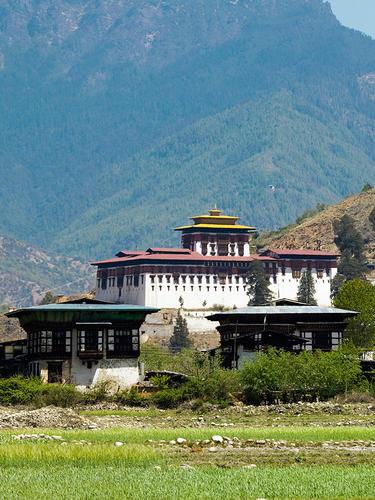 Bhutan ─ Wo das Glück zu Hause ist