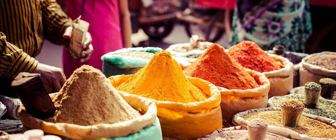 Indien ─ Die Magie der Gewürze