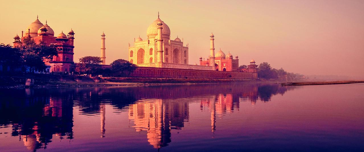 Indien ─ Alles im Fluss