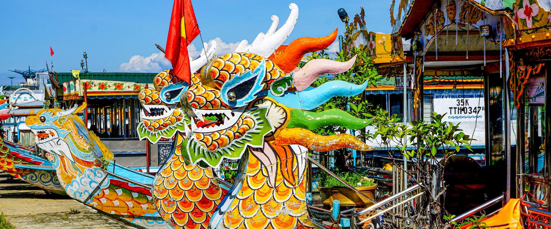 Vietnam ─ Unterwegs und unter Palmen