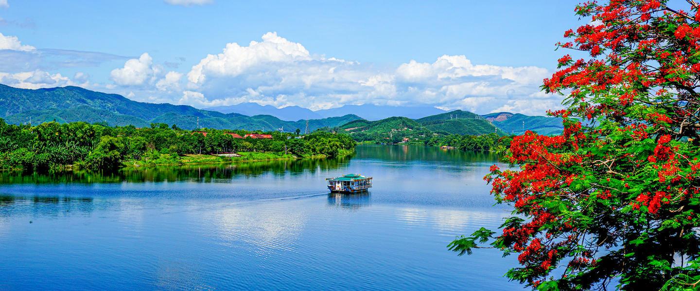 Von Hanoi nach Angkor