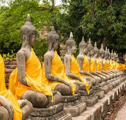 Thailands Höhepunkte