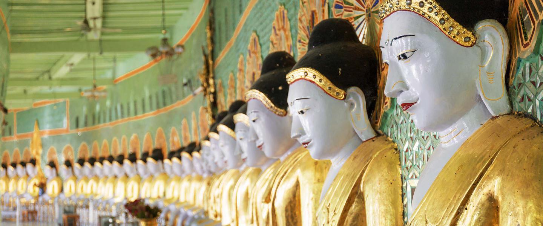 Die bunte Vielfalt von Thailand und Myanmar