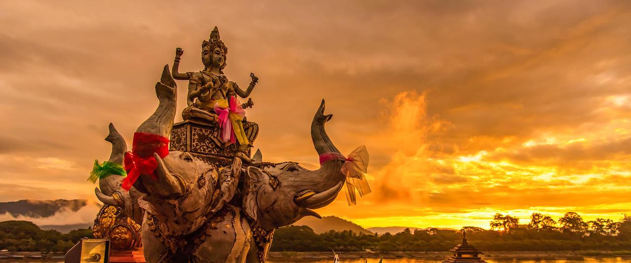 Thailand Traumreise für Alleinreisende
