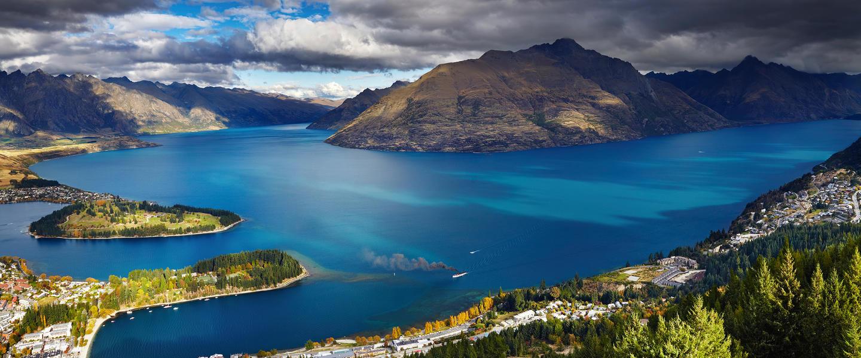 Neuseeland auf Schritt und Tritt