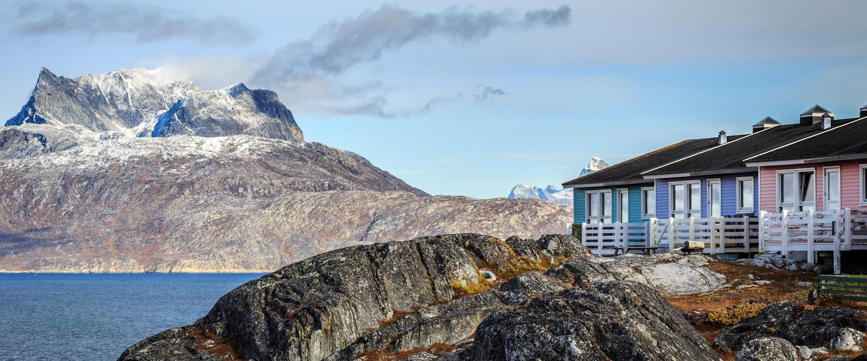 Die Wunder der Natur auf Grönland