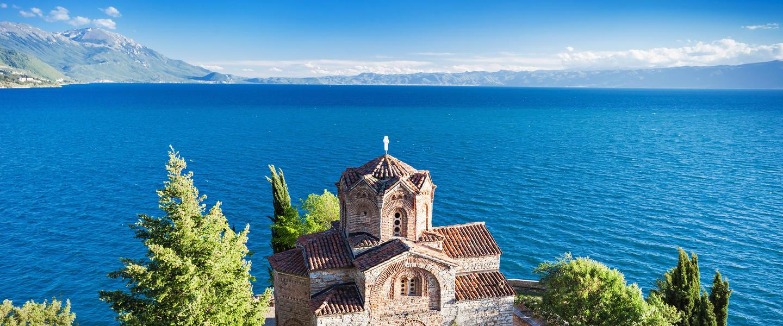 Die Via Egnatia-die alte Handelsroute auf dem Balkan