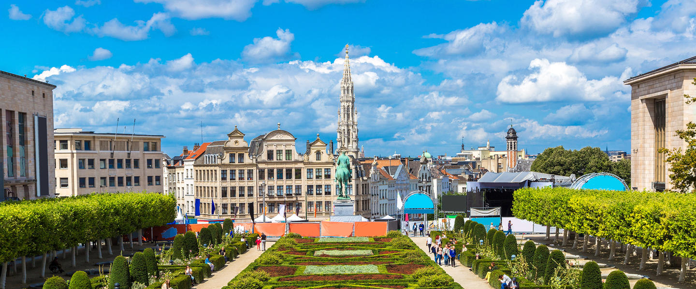 Die Schokoladenseiten von Brüssel, Brügge und Lille