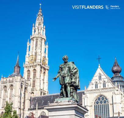Peter Paul Rubens und sein barockes Antwerpen