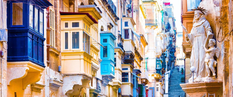 Valletta ─ Kulturhauptstadt Europas