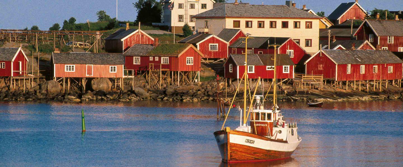 Den schwedischen Norden und die Lofoten kennenlernen