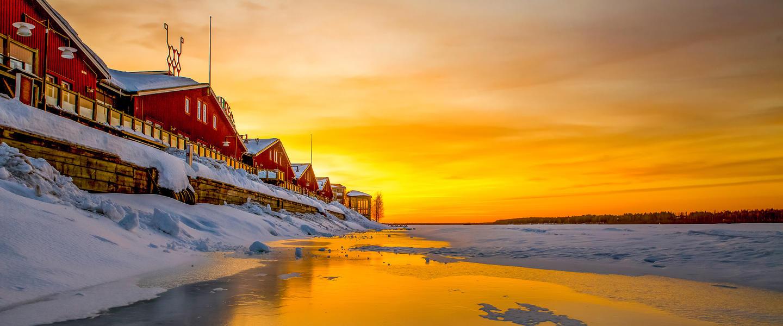Die Lofoten und den schwedischen Norden kennenlernen