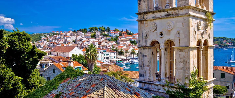 Dalmatinische Inselwelt und Dubrovnik