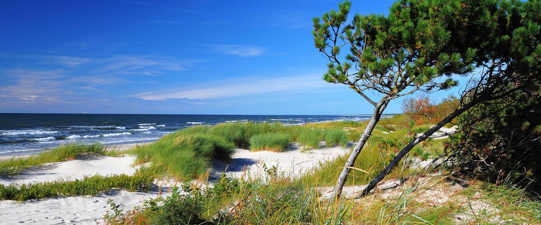 Mit dem Rad von Riga nach Tallinn-und auf den Inseln der Ostsee