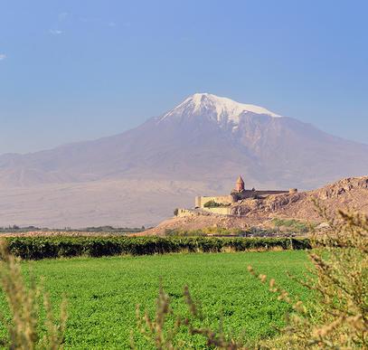 Entdeckungen am Fuße des Ararat