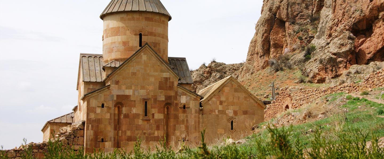 Vom Ararat zum Kaspischen Meer