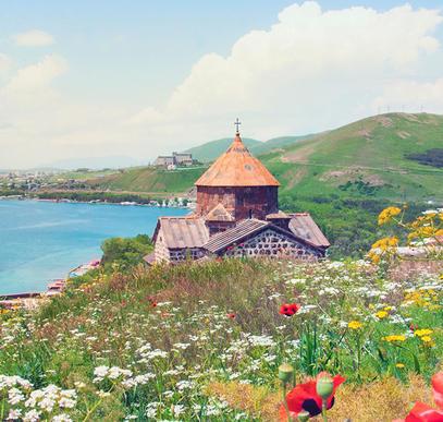 Armenien und Georgien zum Kennenlernen