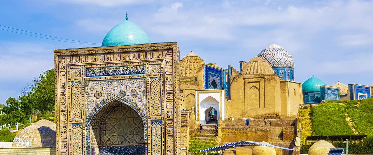 Faszinierendes Usbekistan