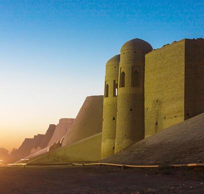 Höhepunkte Usbekistans