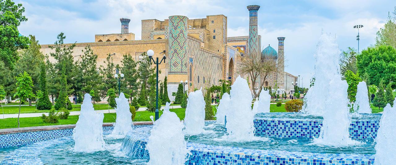 Wasser ─ kostbares Gut Zentralasiens