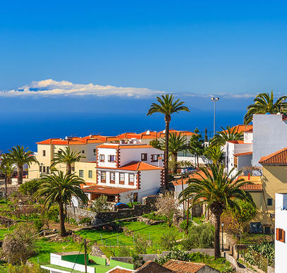 Die Inseln des ewigen Frühlings ─ Teneriffa, La Gomera und Lanzarote