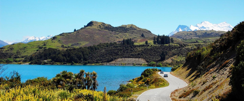 Neuseelandsafari ─ von Christchurch nach Auckland