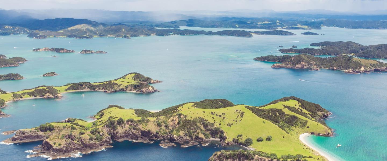 Neuseeland mit der Bahn