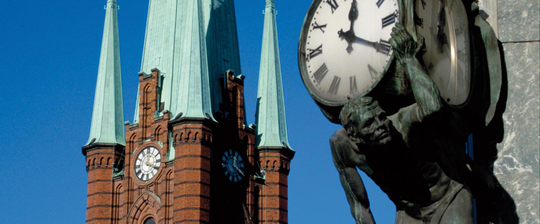 The Square-filmische Spurensuche in Stockholm
