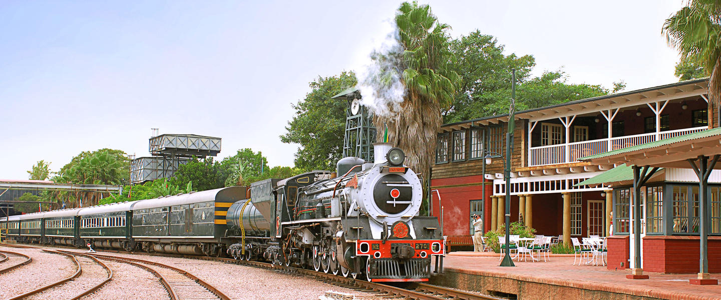 Rovos Rail The Pride of Africa