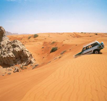 Im magischen Oman
