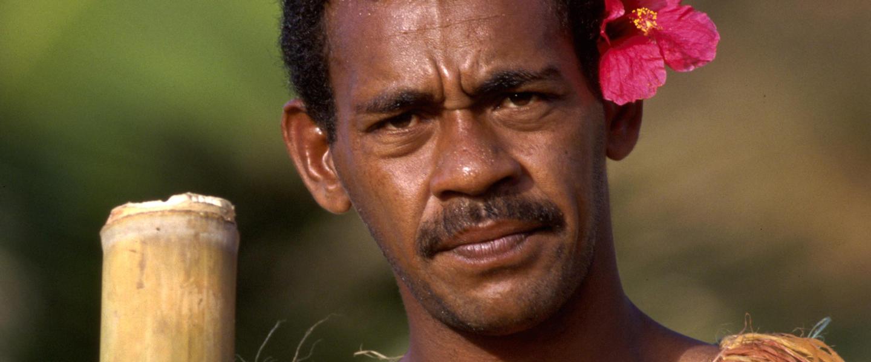 Gesichter der Südsee: Fidschi und Tonga