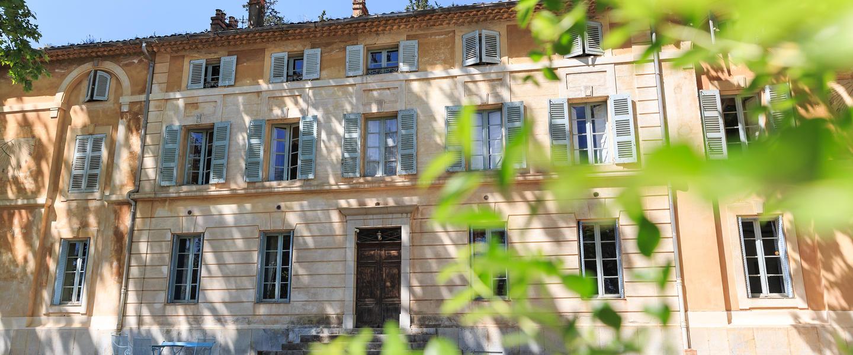 Chateau de Saint Martin, Taradeau, Provence