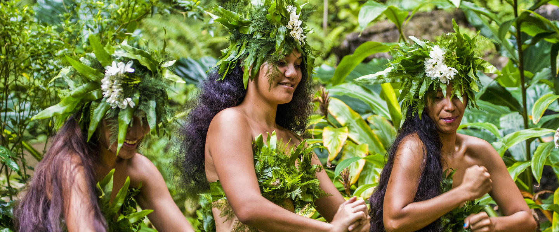 Südseeparadiese Tahiti und Cook Islands
