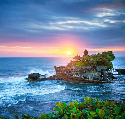Java und Bali-Private indonesische Inselträume