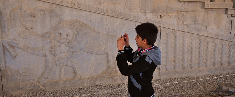Iran ausführlich entdecken