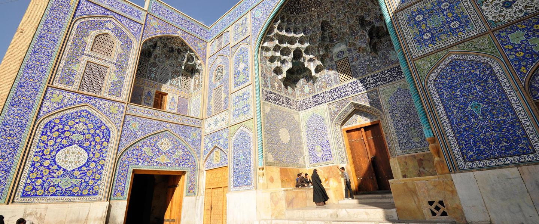 Bezauberndes Persien