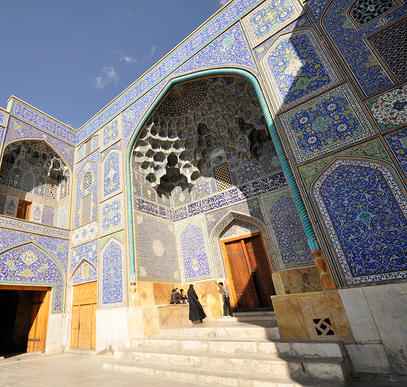 Privat im bezaubernden Persien