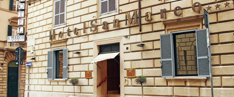 Hotel San Marco, Rom