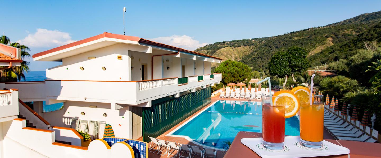 Hotel Santa Lucia, Parghelia