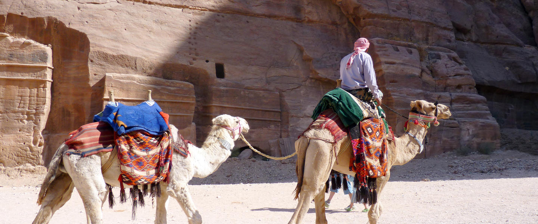 Privat im zauberhaften Jordanien