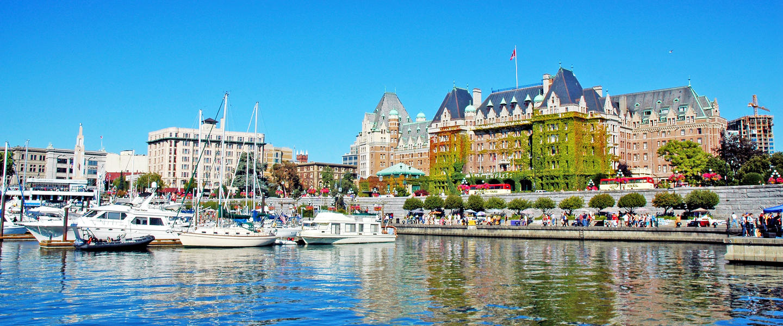 Vancouver und Wildlife