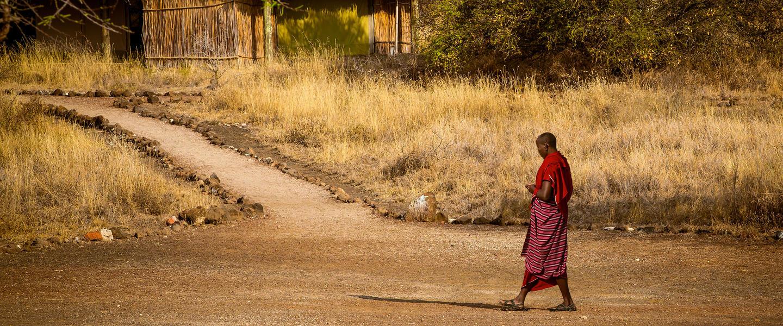 Kenia ─ grenzenloses Tierparadies