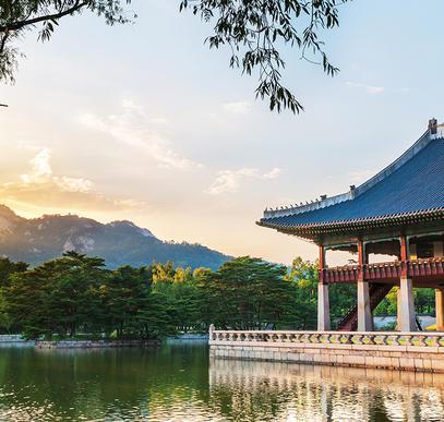 Unterwegs in Südkorea
